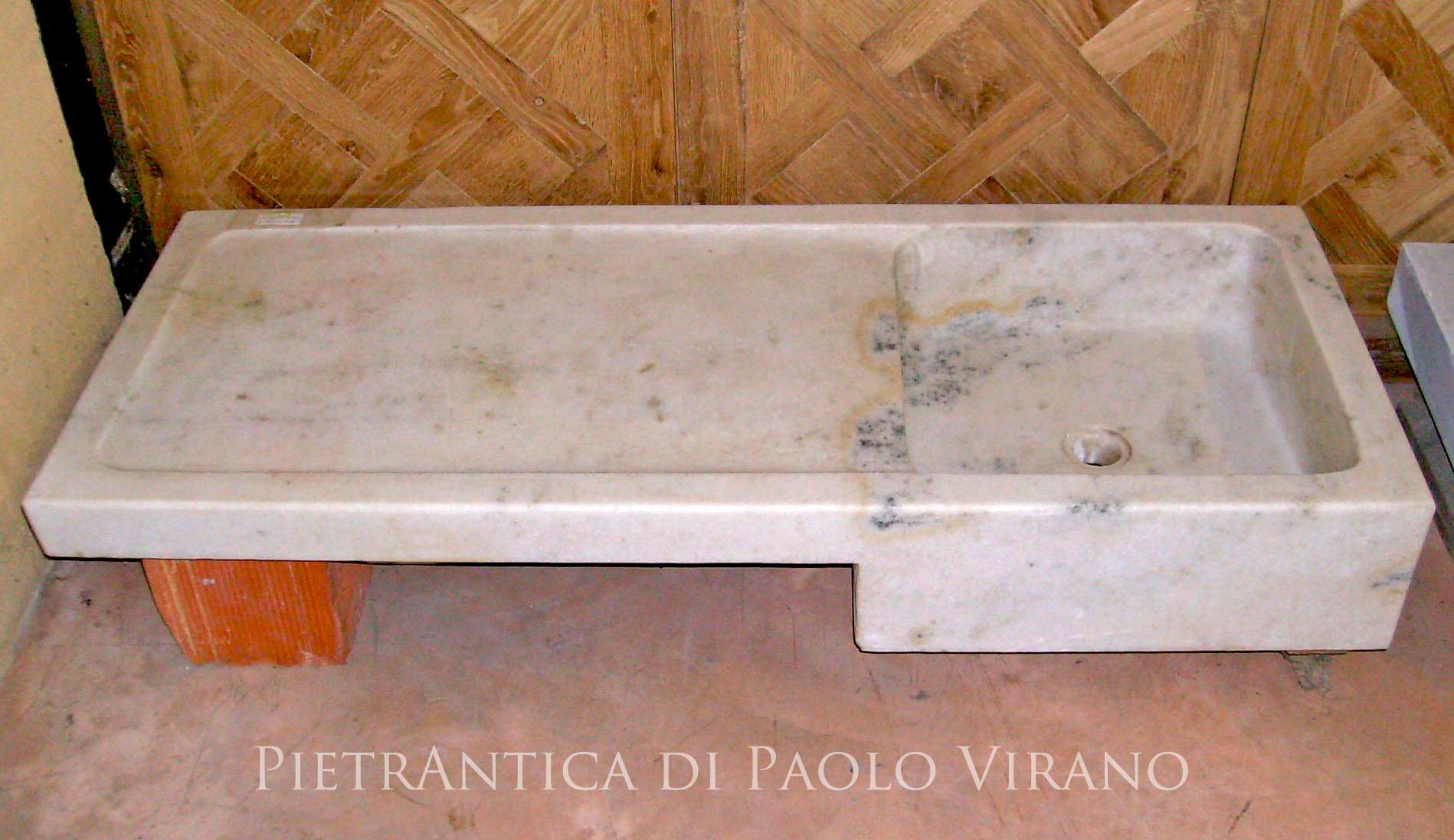 Catalogo Lavandini Vasche Antichi Pietrantica Virano